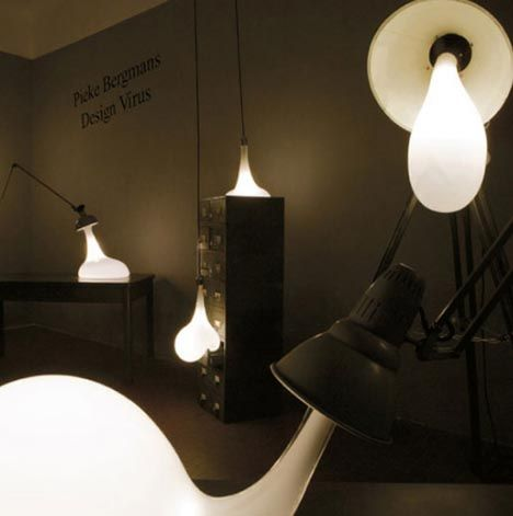 Bizarre Bulbs: Unique Lighting Design & Art Installation | Designs & Ideas on Dornob