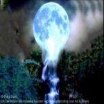 De volle maan en maansverduistering van 4 april 2015