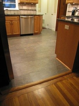 Quickstep quadra stone slate 16 x 16 laminate tile in for Quickstep kitchen flooring
