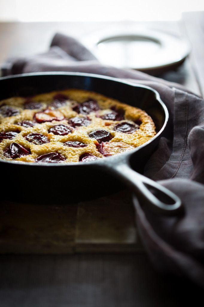 ... Clafoutis on Pinterest | Plum Tart, Cherry Clafoutis and Clafoutis