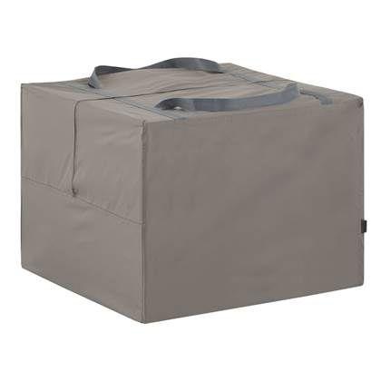 Madison Hoes voor tuinkussens 80x80x60 cm grijs