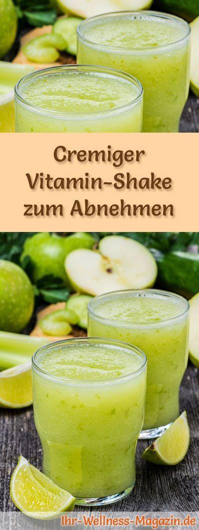 Vitamin-Shake und weitere leckere Abnehmshakes, Eiweißshakes & Smoothies zum selber machen für die schlanke Linie ...