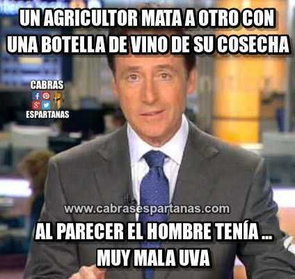 Matías Prats agricultor mata a otro