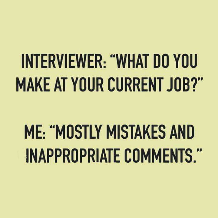 image A job interview gone wrong you are the boss