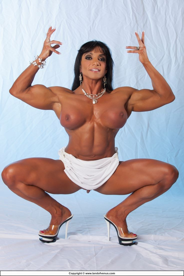 Bodybuilder Sex  Photo  I Love Muscle Girls In Heels -7630