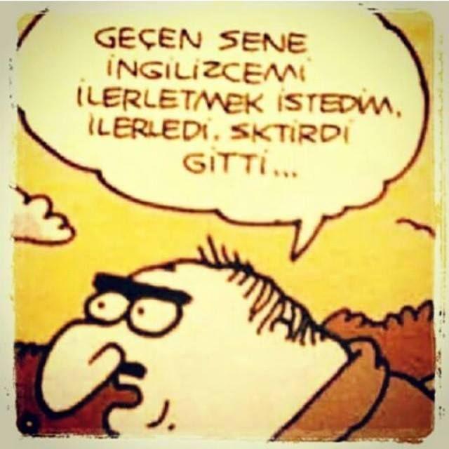 #english #ingiliççe #ingilizce #karikatür #siktir #git #lonely #xP #:P