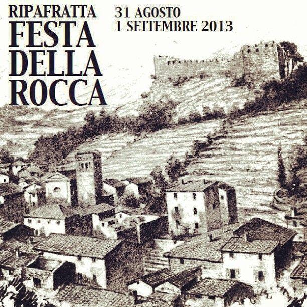 Ripafratta Festa della Rocca 31 agosto 1 settembre 2013