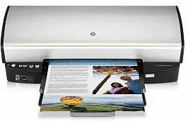 HP Deskjet D4200 Driver Download