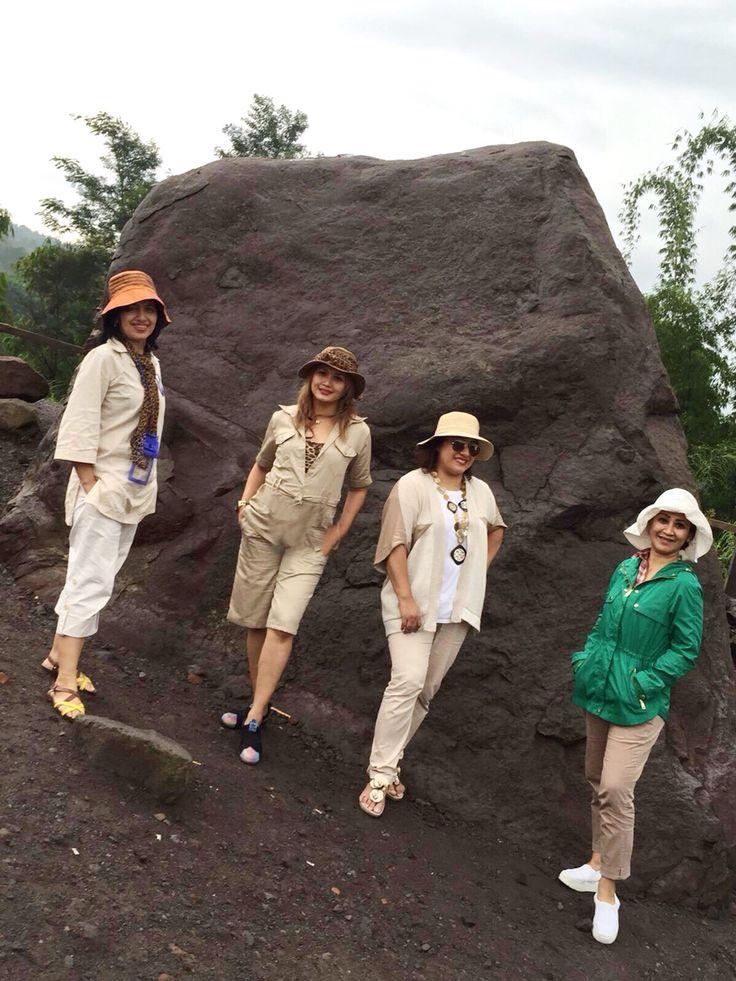 Alien Stone... @ Merapi Mountain