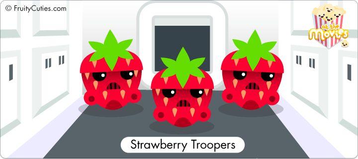 60 best images about kawaii fruit and veggies on pinterest - Fruity cuties jokes ...