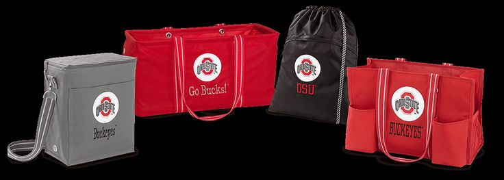 Thirty One is not just for girls anymore-check out the new Collegiate Line. The Ohio State University | Collegiate Spirit | Catalog | Thirty-One Gifts www.mythirtyone.com/nicolecook