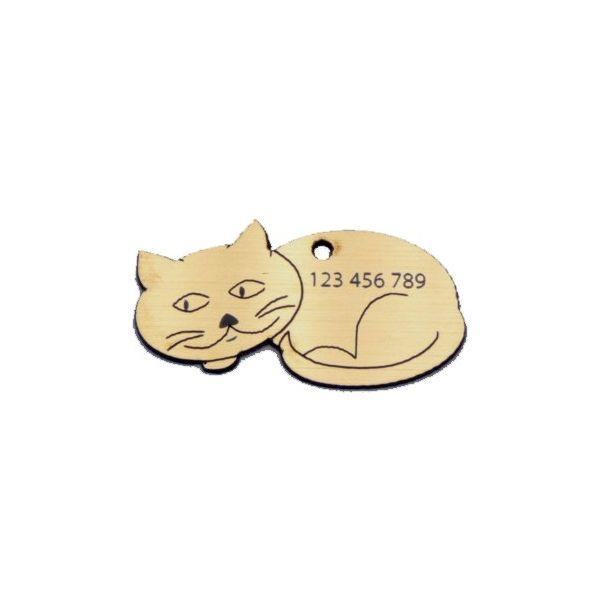 Přívešek pro kočku