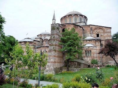 Το Αφηρημένο Blog: Κωνσταντινούπολη – Istanbul, Μέρος 3ο Μονή της Χώρας - Kariye Müzesi