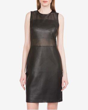 Devi Šaty Calvin Klein   Černá   Dámské   S