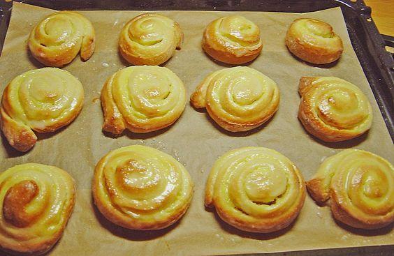 Puddingschnecken