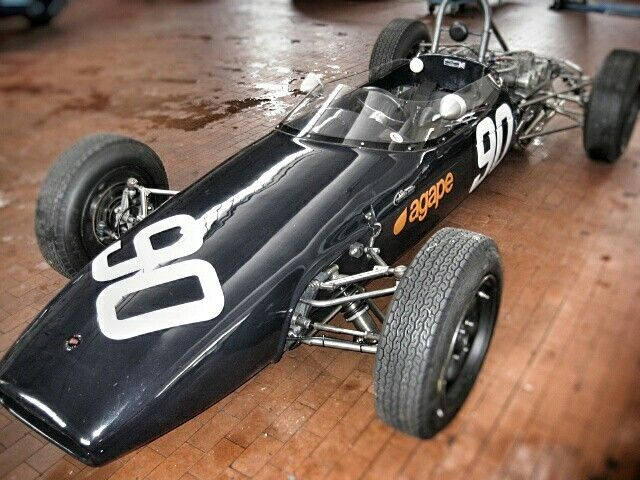 Brabham BT6 Junior Cosworth