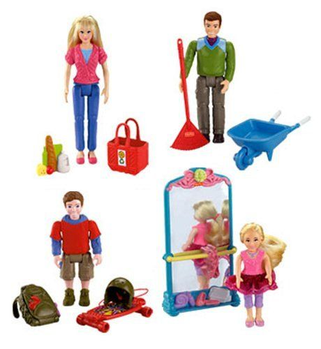 an analysis of the gender identity in piercys barbie doll Interaction of children with barbie dolls and with mrs potato head, showing that barbie dolls have a significant effect on the way females view themselves (sherman & zurbriggen, 2014) what the previous research fails to look at is the difference between the effects of.