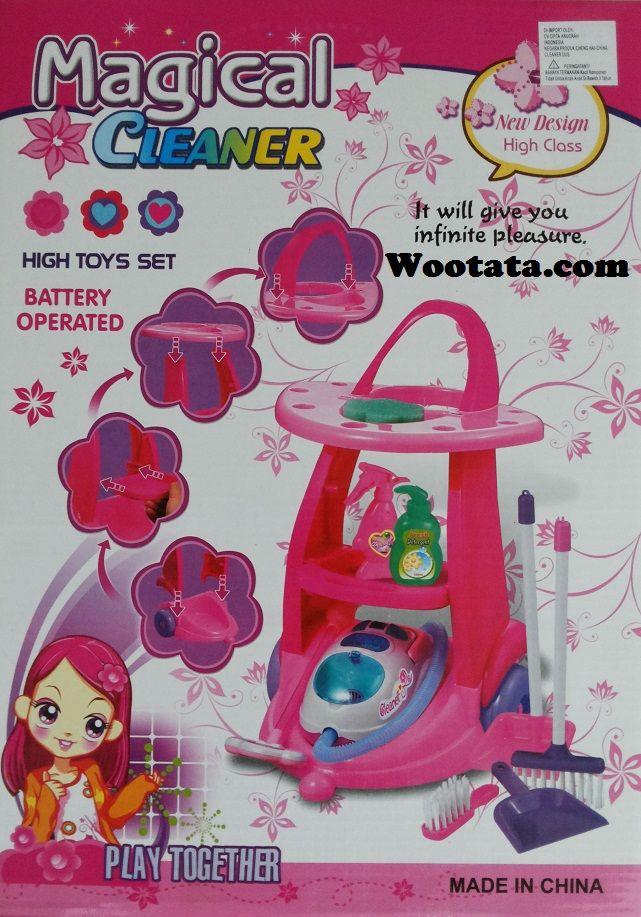 Mainan Anak Perempuan Paling Dicari Magical Cleaner