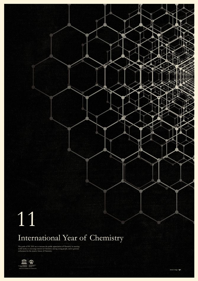 International Year of Chemistry poster