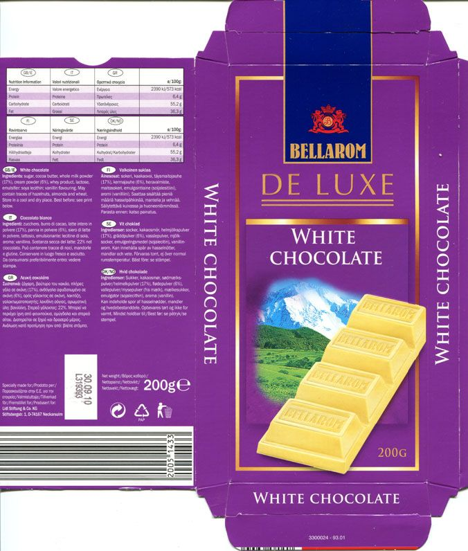 Bildresultat för lidl white chocolate