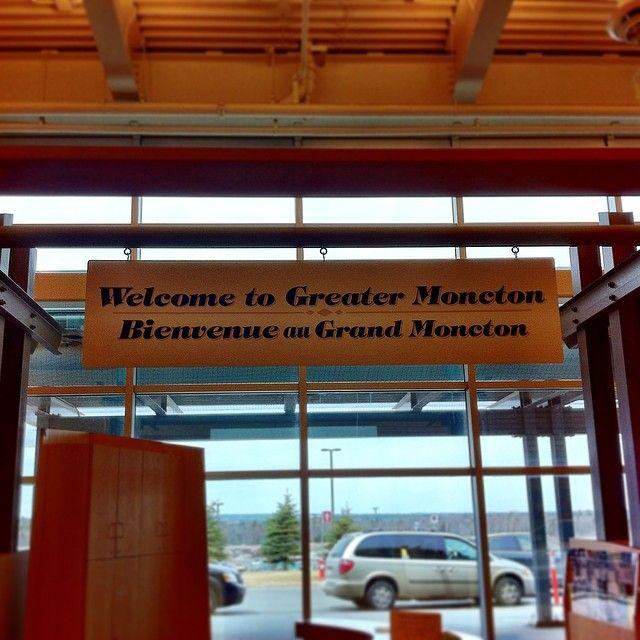 Moncton, New Brunswick in New Brunswick