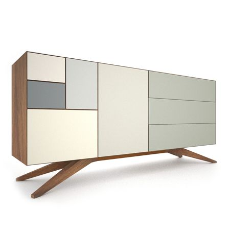 I would do unthinkable things for this: Incunabular Sideboard | Invisible City