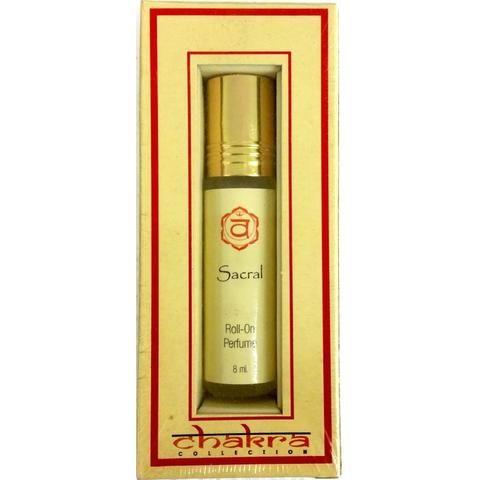 Sacral Chakra Perfumed Oil - The Hippie House
