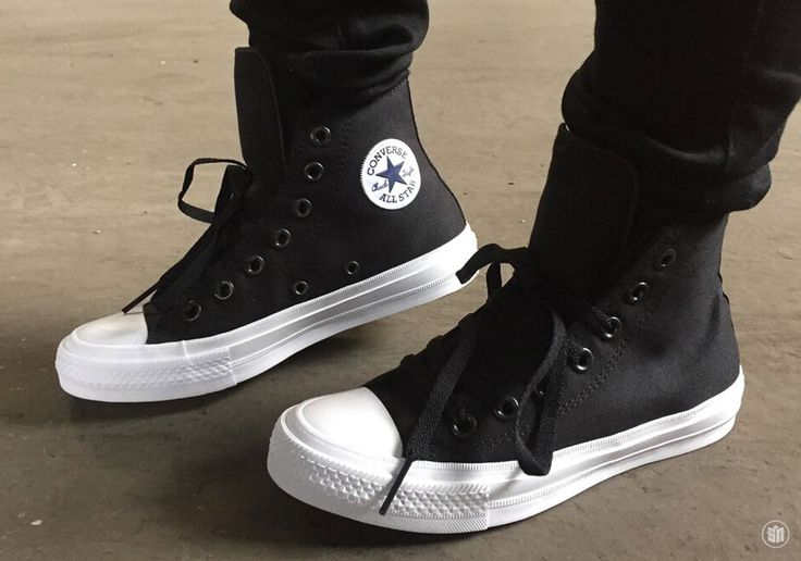 Introducing the Converse Chuck Taylor II. One of the most iconic silhouettes in history finally gets a proper sequel, as the Converse Chuck Taylor returns with the help of Nike's Lunarlon technology on the insole. Not too much is known … Continue reading →