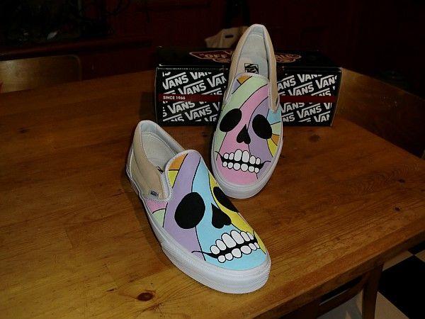 Plain Canvas Shoes To Paint