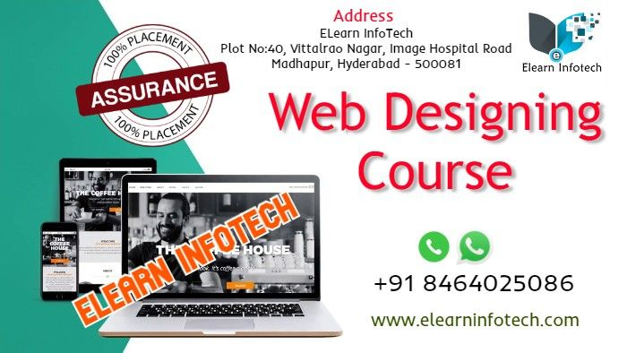 Web Designing Course In Hyderabad With Placement Hyderabad 77traders Com Web Design Design Hyderabad