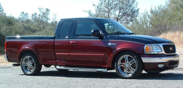 2003 F150 Heritage Edition only made the one year and 15,000 was all that was made.  Getting more rare everyday.  Beautiful design