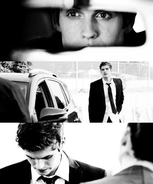 Isaac Lahey (Daniel Sharman).  Did you know he is dating Allison (Crystal Reed) in real life?