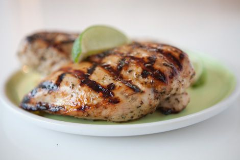 Epicure's Grilled Montreal Chicken Breasts