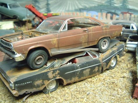 Ford Junker Gallery ⋆ 1/25 Scale Models