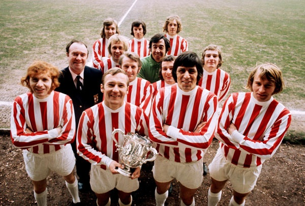 The glory days of '72. Beating Chelsea to win the League cup. The smell of Brylcreem. Ginger sideburns. A genius of a manager.