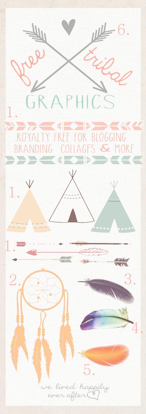 Tribal Graphic Freebies