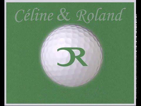 Vidéo publicitaire de présentation de la marque Céline & Roland, vêtements de Golf pour les femmes