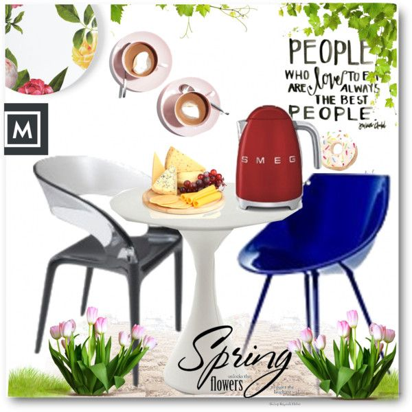 A home decor collage from June 2016 by edy321 featuring interior, interiors, interior design, home, home decor, interior decorating, Driade, Kate Spade, Martha...