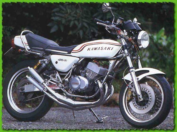 kawasaki KH400