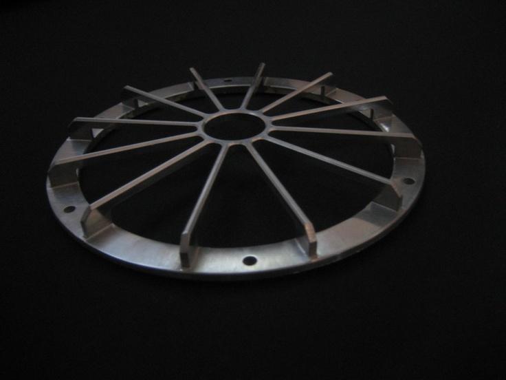 Custom Subwoofer Grills Designing custom speaker grills