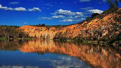 Riverland - South Australia's Riverland is a special place where the cool, meandering river feeds wetlands and irrigates citrus groves - Great place for kayaking and canoeing