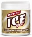 REFIT Ice Gel Fekete Nadálytő és Vadgesztenye 230 ml (duzzanatok, zúzódások; duzzadt, visszeres láb