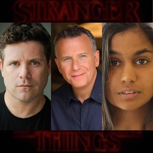 BIG casting news, #StrangerThings fans! 😱 #TheGoonies' Sean Astin, #Aliens' Paul Reiser and Danish actress Linnea Berthelsen have been cast in the show's second season. And one of them kinda sounds like the next Eleven. Click the link in our bio for all the details. 📷: Netflix