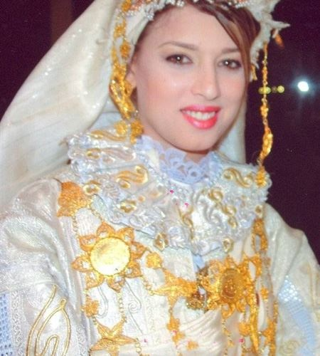 """The """"Hasira"""" is worn by the Libyan bride on her wedding day.   THE LIBYAN Esther Kofod www.estherkofod.com"""