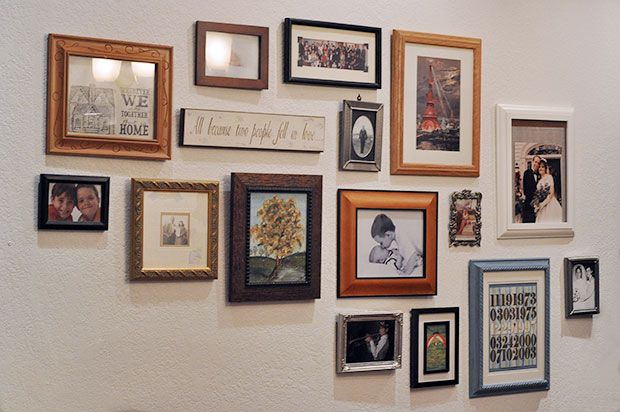Is this too much for my office wall?: Gallery Walls, Galleries Wall, Office Walls, Offices Wall