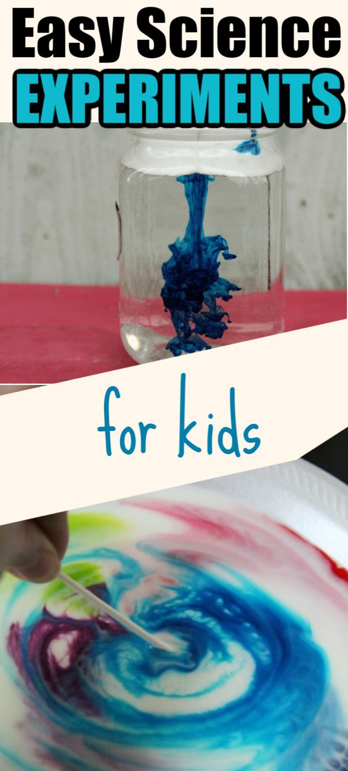 6 Cool Science Experiments To Do At Home Using Household Items Science Experiments Kids Easy Science Experiments Cool Science Experiments