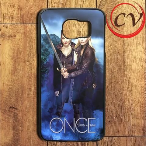 Once Upon A Time Samsung Galaxy S6 Edge Case