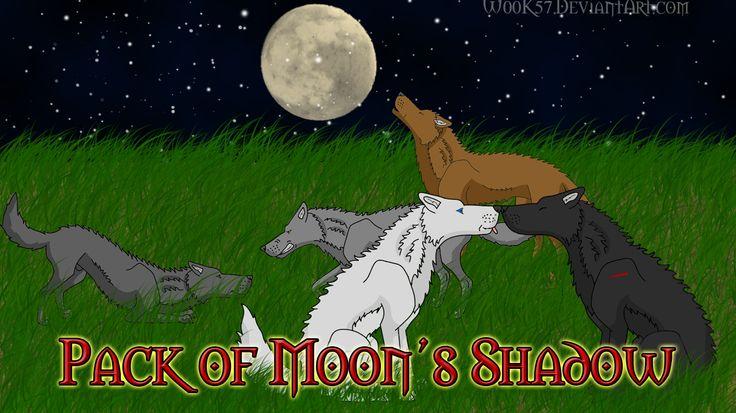 Стая Лунной Тени Pack of the Moon Shadow