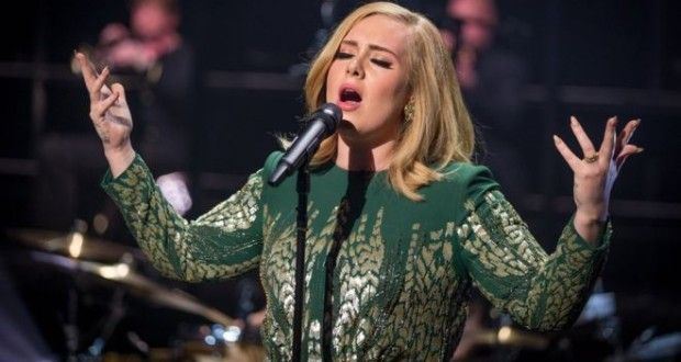 Adele dedicates song to Brussels after bomb attacks