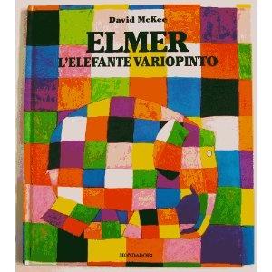 Elmer, l'elefante variopinto: Amazon.it: David McKee, A. Molesini: Libri